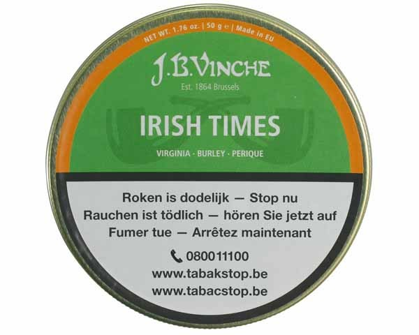 J.B Vinche Irish Times